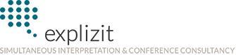 explizit — Simultandolmetscher & Konferenzberatung